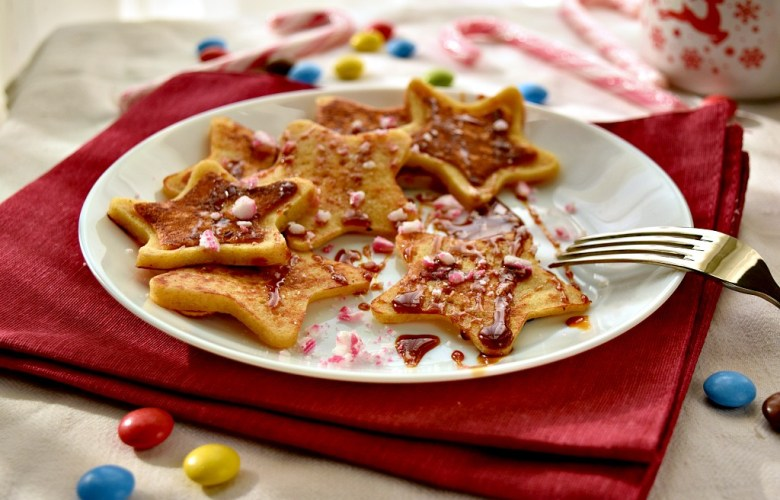 Stelle di pancakes