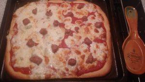 LA PIZZA DELLA MAMMA
