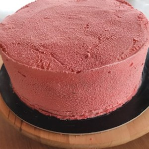 Torta Fenicottero Base Torta Gelato