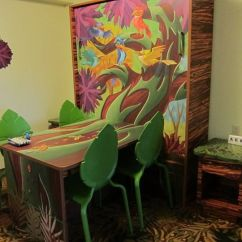 Small Storage Unit For Living Room Best Paint Colours Rooms Art Of Animation – Lion King Family Suite Review | Dole ...