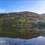 Gwernan Lake and Hotel