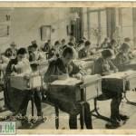 Postcard of Dr. Williams School Form IV