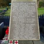Dolgellau War Memorial