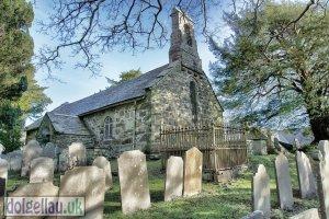 Llanelltyd Church