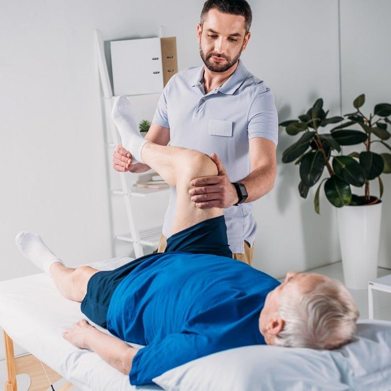 Уход и реабилитация после инсульта - Услуги хосписа