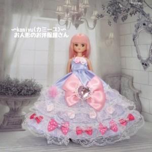 リカちゃんドレス札幌
