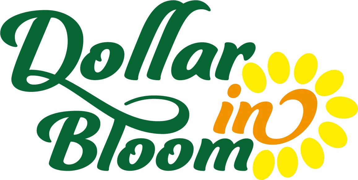 Dollar in Bloom final - Dollar Gardens
