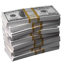 want more money