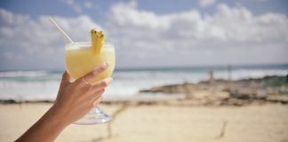 Pina Colada on a Beach passive income