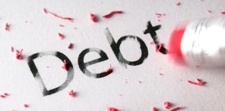 Debt Reduction in Your 50's