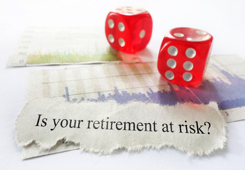 Financial Risks Retirement Planning Can Be Risky