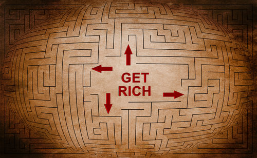 Secrets To Getting Rich The Right Way