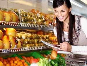 Money management tips and groceries