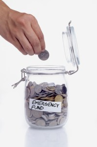 Financially fit and emergency fund