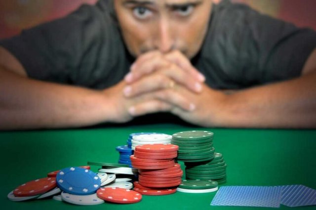 Gambling is not how to become an investor