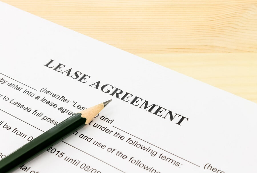Lease Agreement capital lease