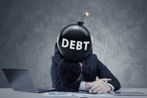 Financial puzzle and debt