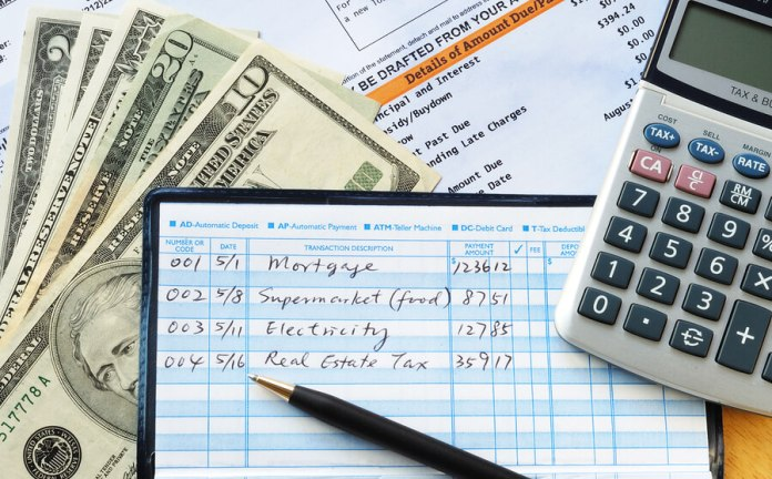 methods of balancing a checkbook