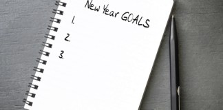 Financial New Years Resolution