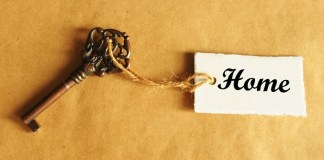pictrue of a key to yor home