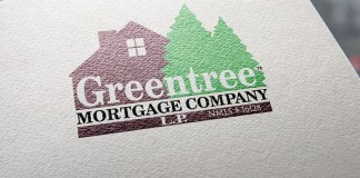 greentree mortgage company logo with lp number