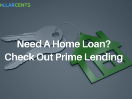 prime lending: key to a house