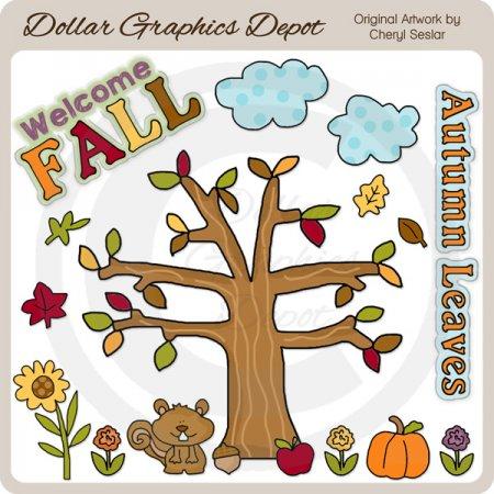 fall 1 - clip art 1.00