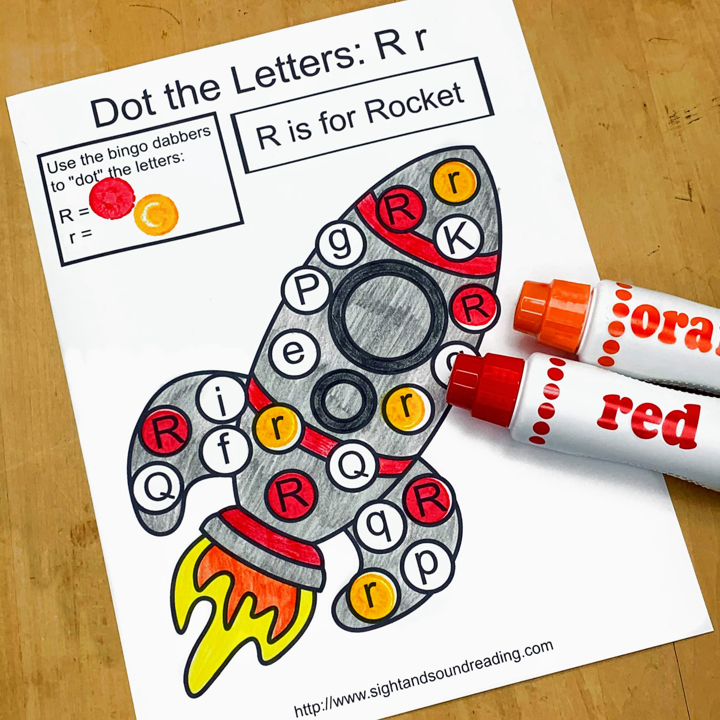 Letter R Lessons Letter Of The Week Print And Go