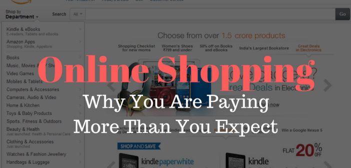 Here's Why You Are Probably Overpaying For Your Online Overseas Purchases