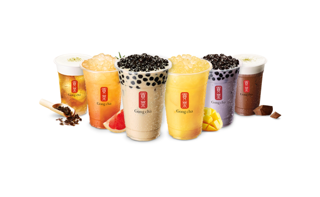 Gong Cha Or Liho Llaollao Or Yole We Explain How They Re