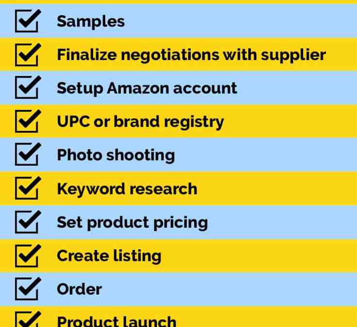 How to Start an Amazon FBA Private Label Business