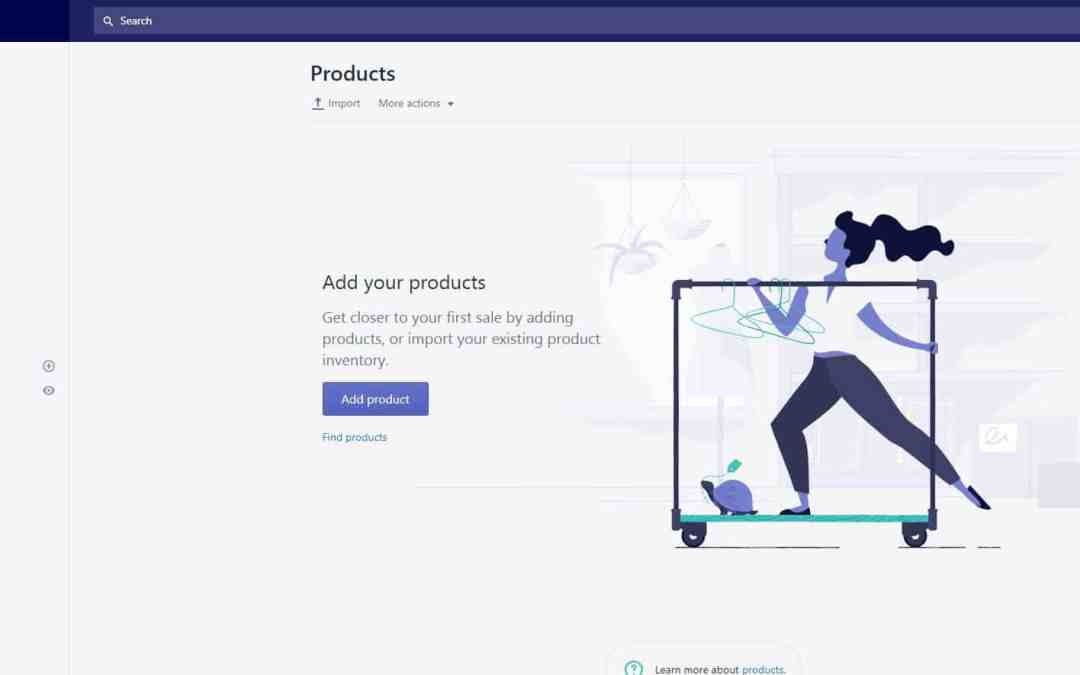 Shopify Store Guide For Beginners – Store Setup