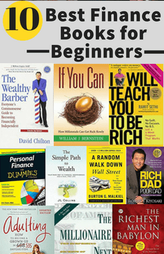 10 Best Finance Books for Beginners (Personal Finance Books You Should Read)