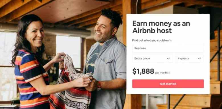 come guadagnare soldi come host airbnb