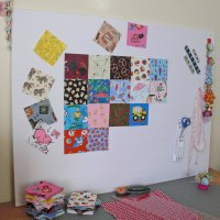 Quick and Simple Design Wall  Dollar Store Crafts