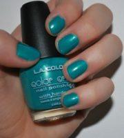 dollar store nail polish