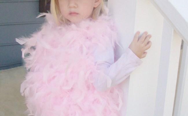 Make A Flamingo Costume Dollar Store Crafts