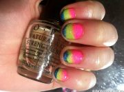 nail tutorial easy ombre nails