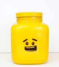 Tutorial: Lego Head Night Light  Dollar Store Crafts