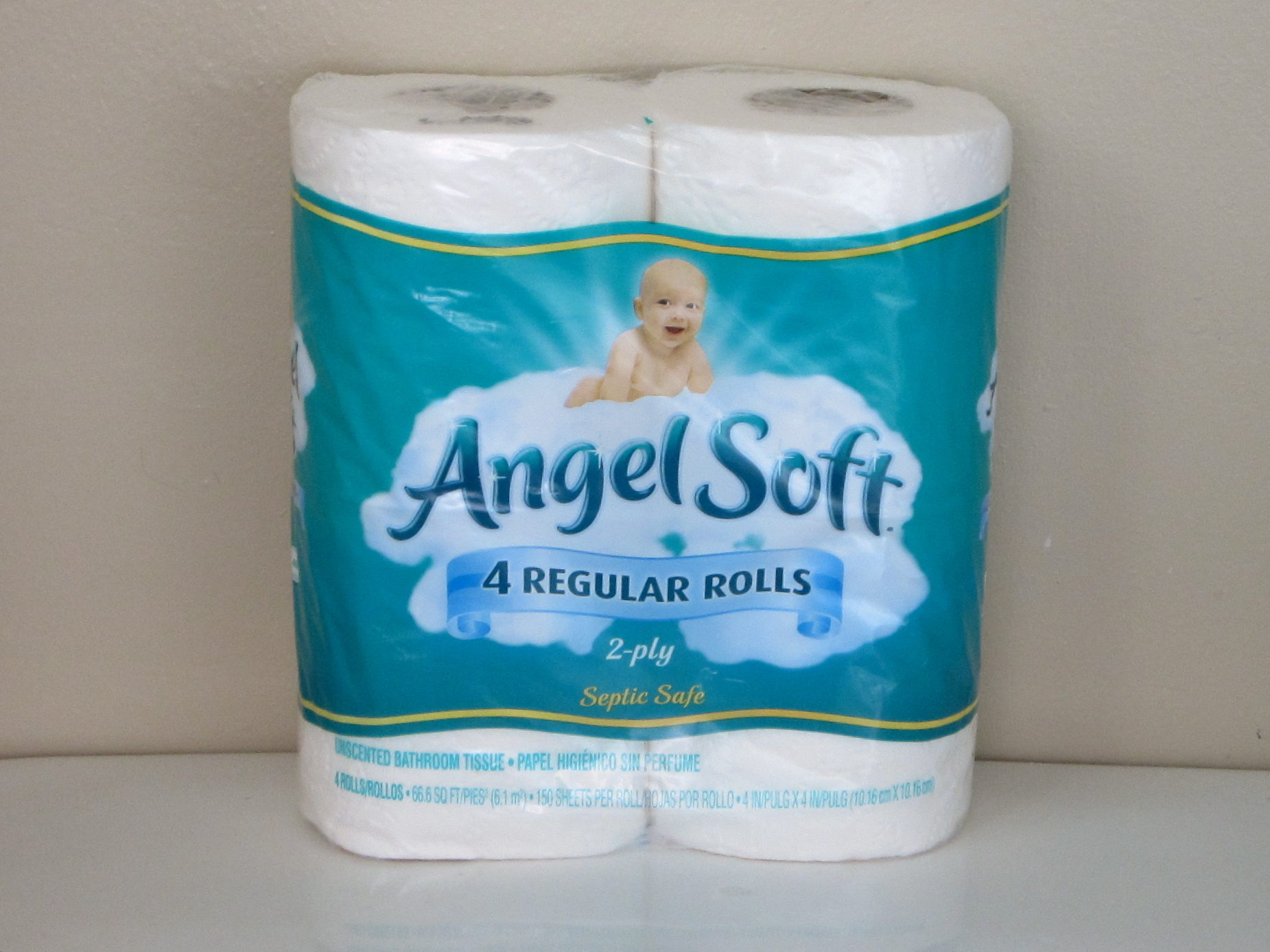 angel soft 4 pack