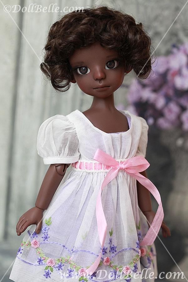 Kaye Wiggs Richest Tan Nutmeg DollBelle