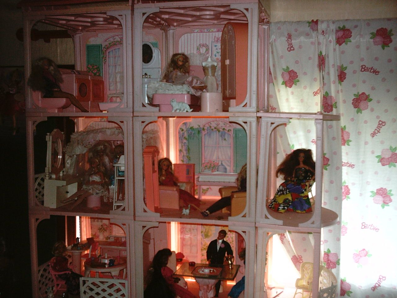 Maison Barbie Annee 80
