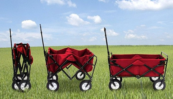 Costco Folding Utility Wagon Carts