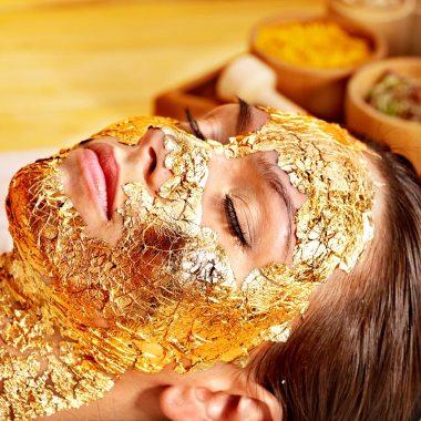 24K Gold Facial Treatment