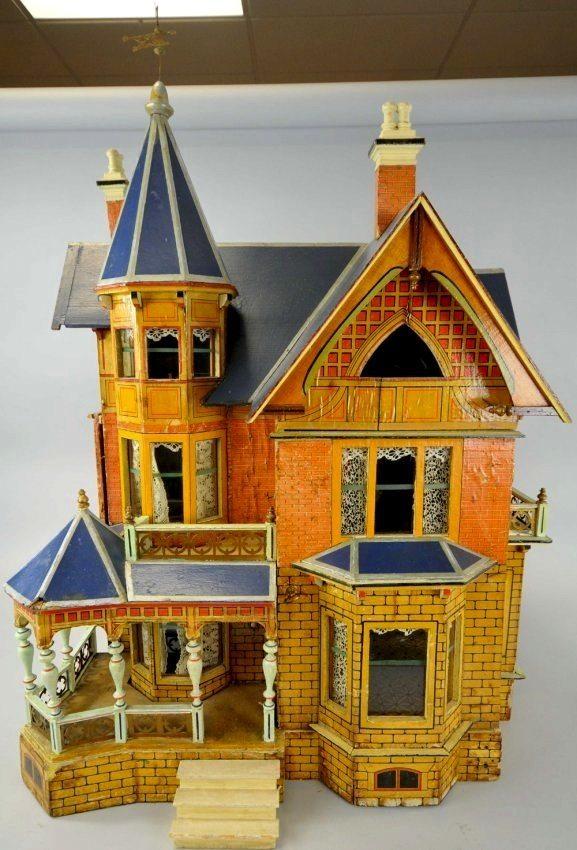 Biedermeier Dollhouses Do Not Exist  Dollhouse Decorating
