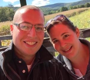 Steve & Rachel 2