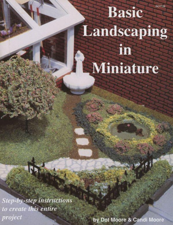 dollhouse miniature book basic