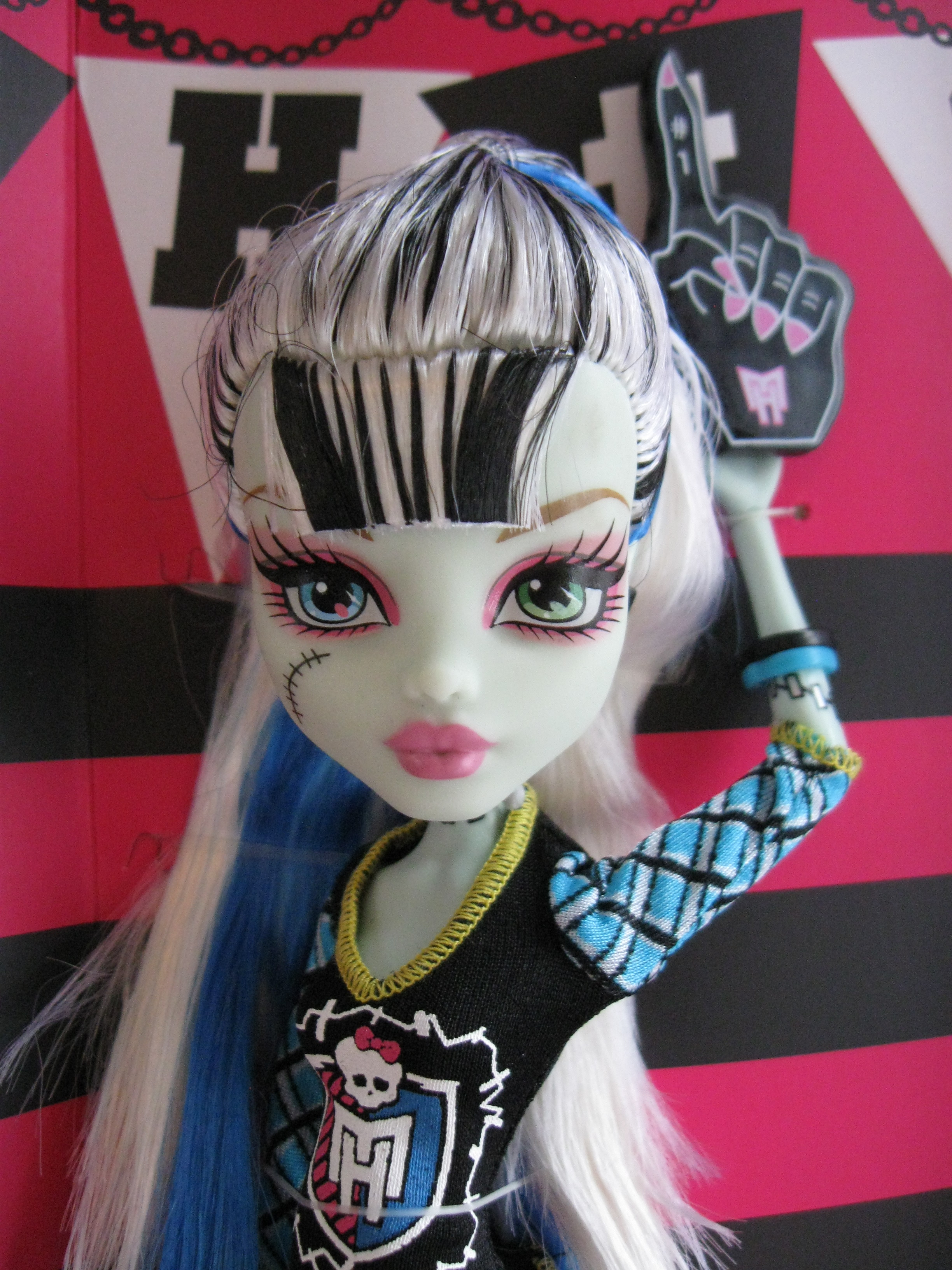 Doll Review Ghoul Spirit Frankie Stein