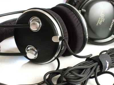 ヘッドフォン買い換え(パイオニア SE-A1000)