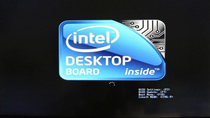 IntelマザーボードのBIOSをアップする4つの方法